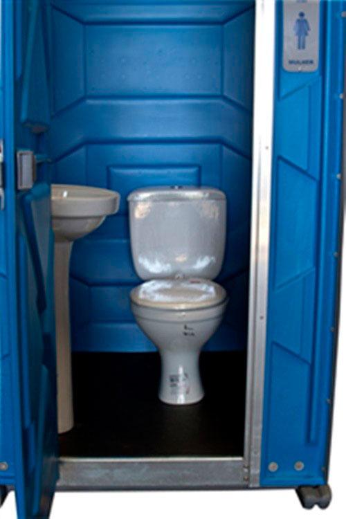 Locação Banheiro Quimico Santos Sp : Banheiro qu?mico ligado a rede de esgoto inovaban