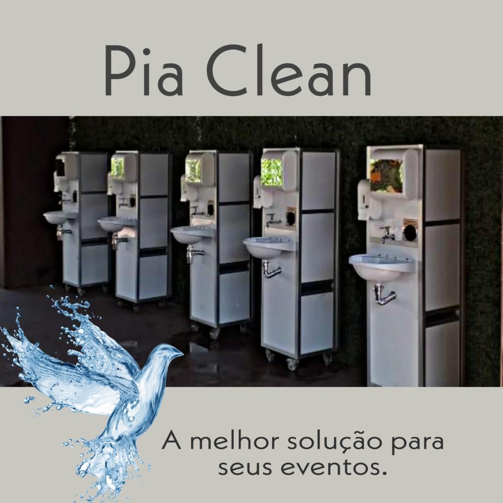 Pia Portátil