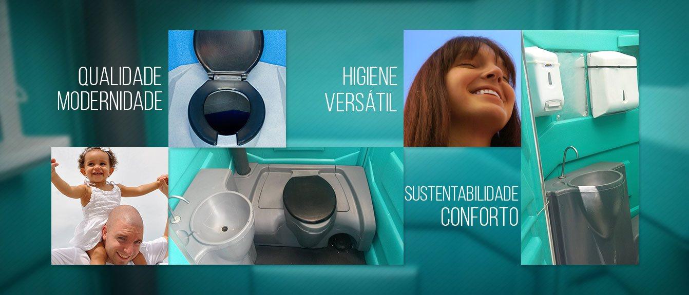 Qualidade, Higiene e Sustentabilidade