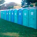 Banheiro químico preço aluguel